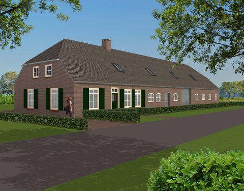 verbouwing en splitsing historische boerderij (172)