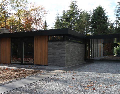 Moderne bosvilla (250)