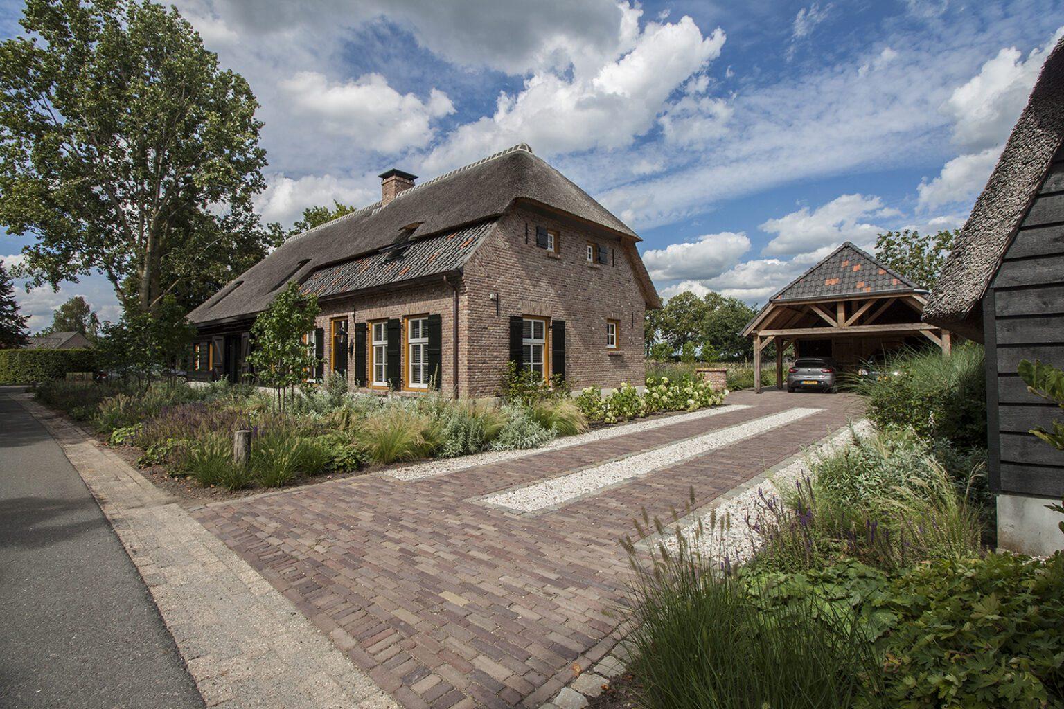Modern wonen in authentieke boerderijsferen
