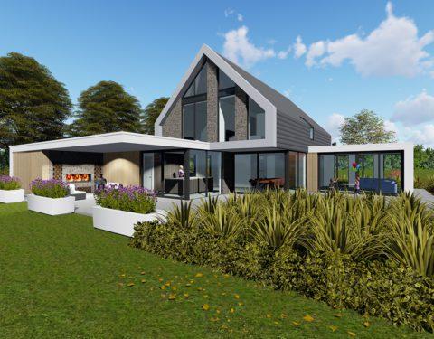 Moderne villa (358)